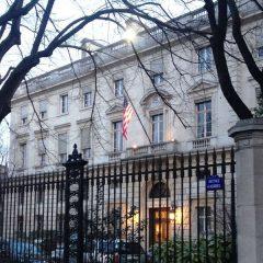 Passer par l'ambassade des etats unis pour le  visa esta ?
